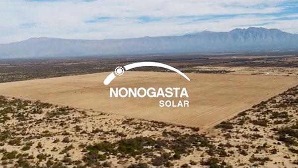 Resultado de imagen para Parque Solar Nonogasta